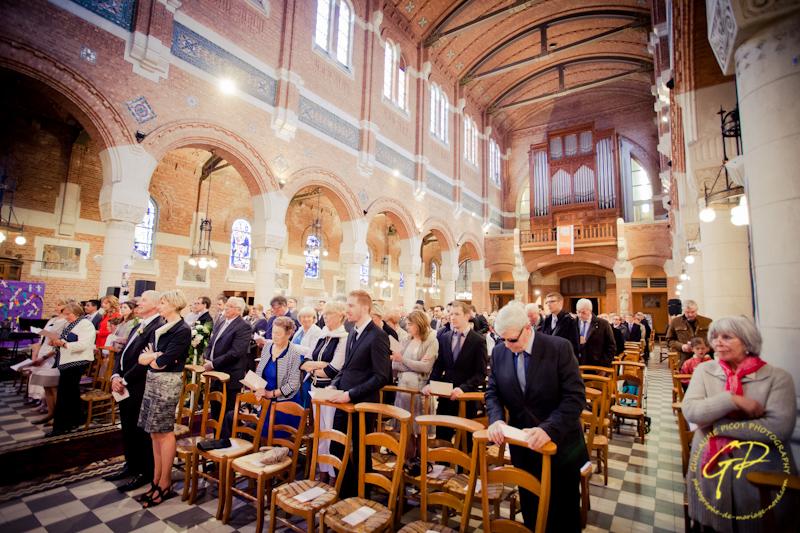 église saint vaast Bailleul 2