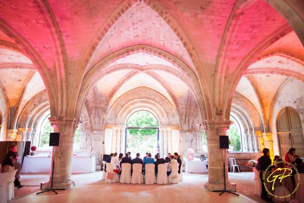 mariage abbaye de Vaucelles (91 sur 107)