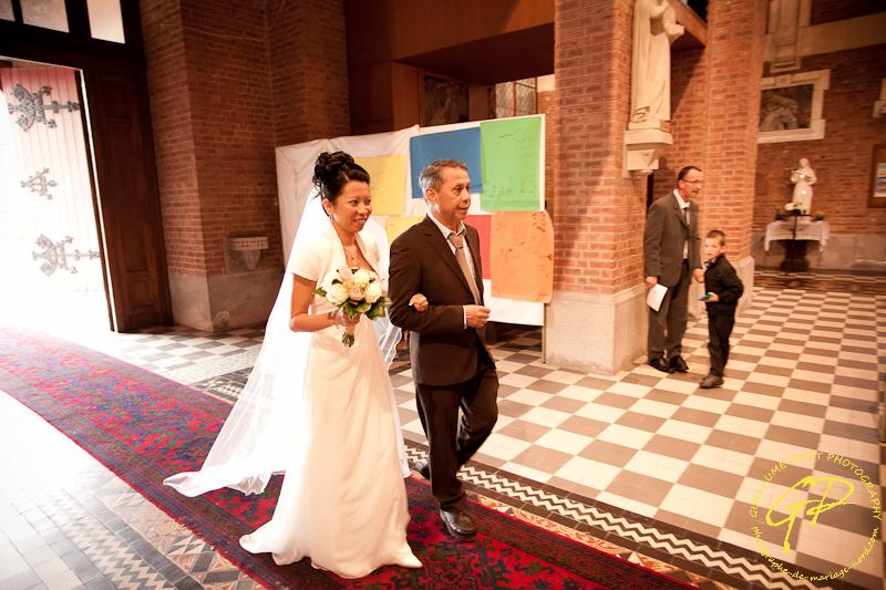 mariage église bailleul-77