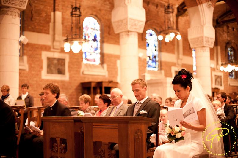 mariage église bailleul-92