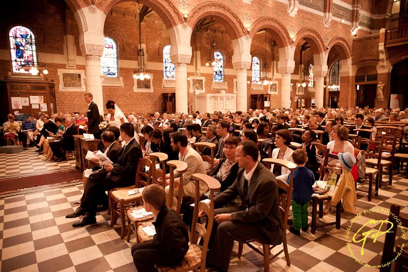 mariage église bailleul-94