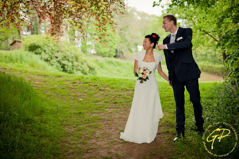 Mariage à Bailleul et au Molenhof de Thi et Maxime le 18 mai 2012 ...