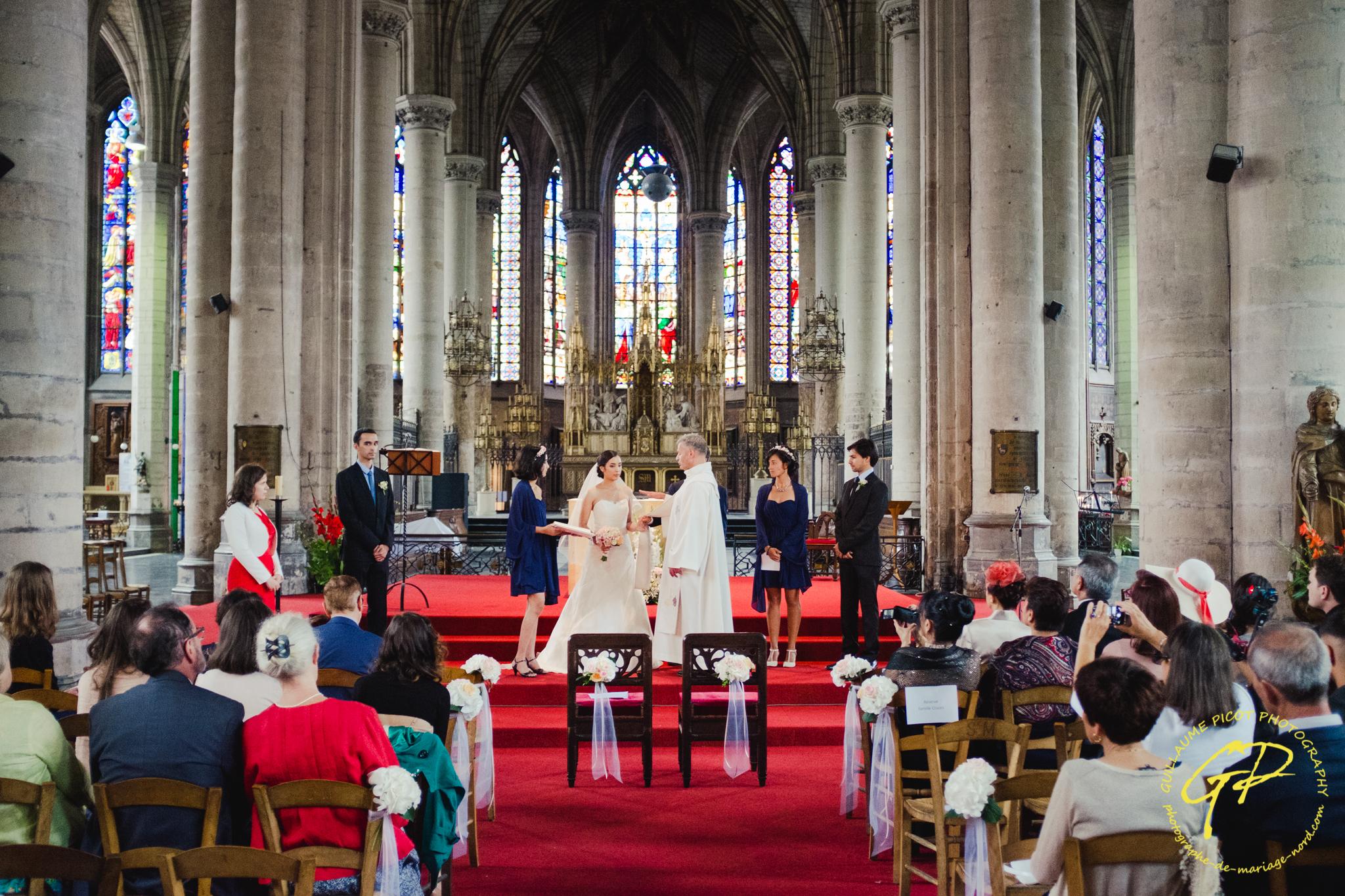 mariage église Saint Maurice Lille (16 sur 109)