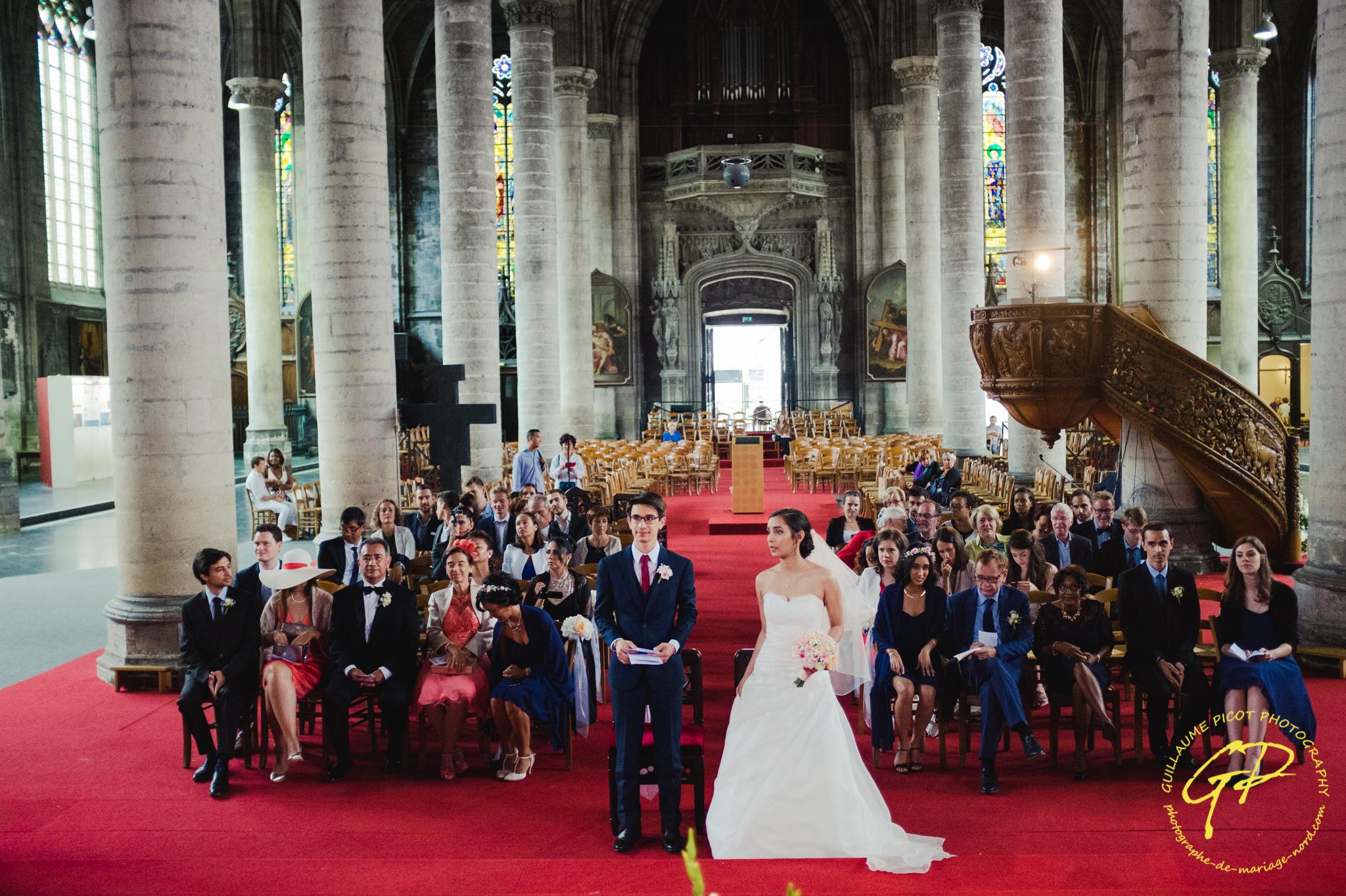 mariage église Saint Maurice Lille (18 sur 109)